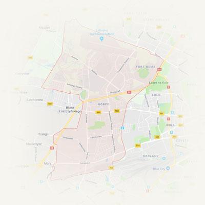 Warszawa Ursus, - dojazd serwisanta sprzętu komputerowego do domu/biura/hotelu